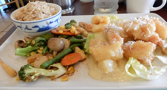 Ocean View, NJ: Coconut Shimp