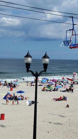 Seaside Heights, Nueva Jersey: Boardwalk Seaport Inn