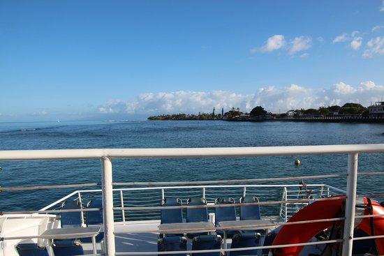 Maalaea, Hawái: Getting ready to leave