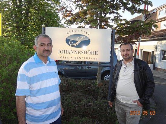 Siegen, Germania: Berghotel Johanneshohe