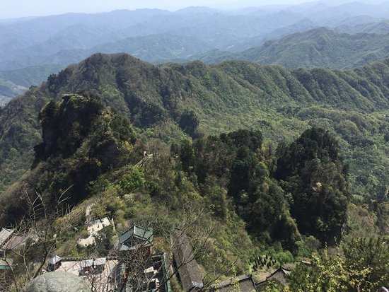 Danjiangkou, China: View from JinDing