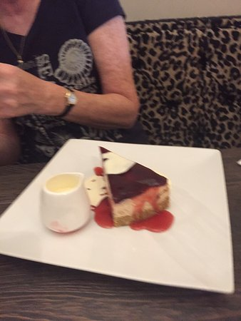 Abergele, UK: Desserts well worth a mention !
