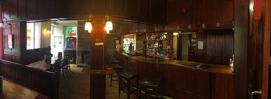 Maentwrog, UK: Main Bar