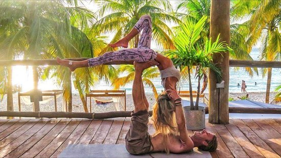 ‪The Treehouse Yoga‬
