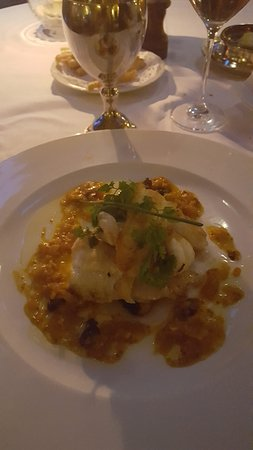 Sonning on Thames, UK: Main course - dover sole fillets