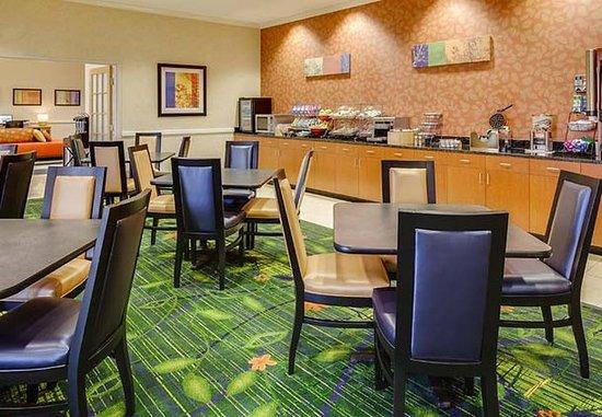 Манхэттен, Канзас: Breakfast Dining Area