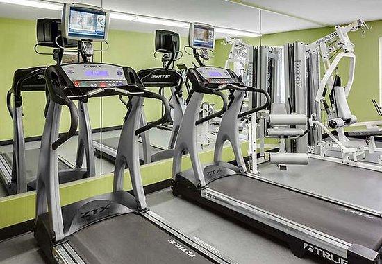Манхэттен, Канзас: Fitness Center