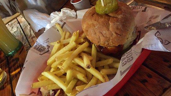 Topsham, UK: Best Mac n Cheese ever!