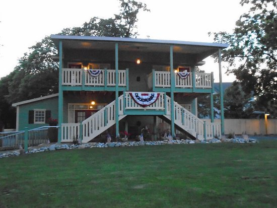 Absecon, Nueva Jersey: The Carriage House