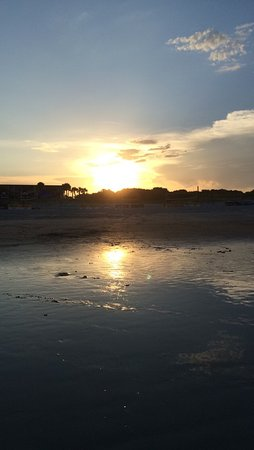 Resort on Cocoa Beach لوحة