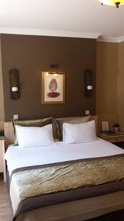 Hotel Seraglio: My room