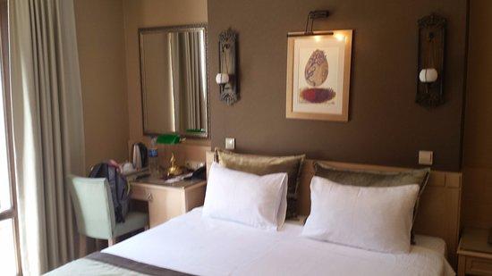 Hotel Seraglio: My room 2
