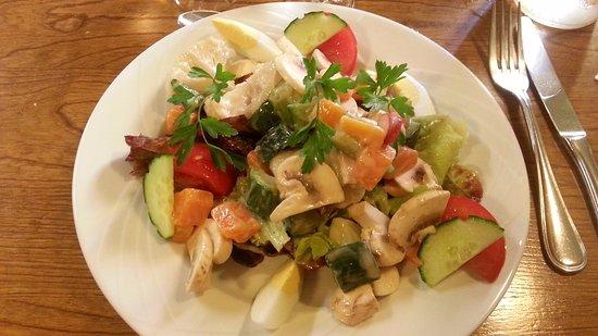 Contres, Frankreich: Grande salade fraîcheur