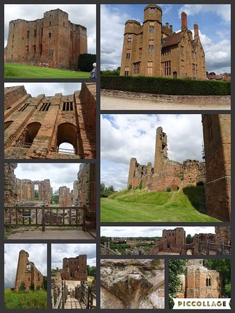 Kenilworth, UK: Views of the site
