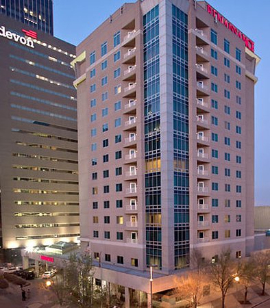 Renaissance Oklahoma City Convention Center Hotel