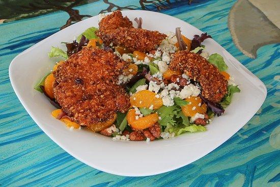 Jensen Beach, FL: Our Candied Pecan Chicken Salad