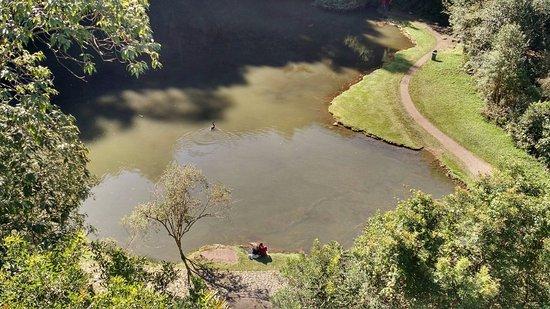 UNILIVRE Universidade Livre do Meio Ambiente: Vista panorâmica