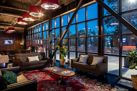 Nyack, estado de Nueva York: Lobby Lounge
