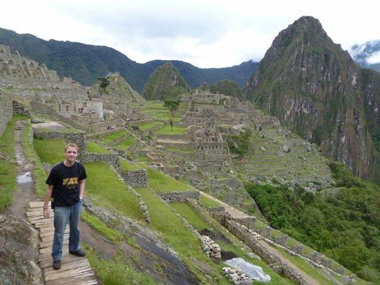 Moon Temple: Machu Picchu