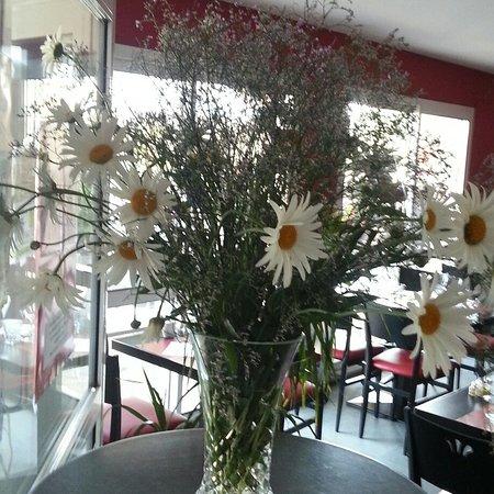 Restaurant la Source des Lys : Belle endroit