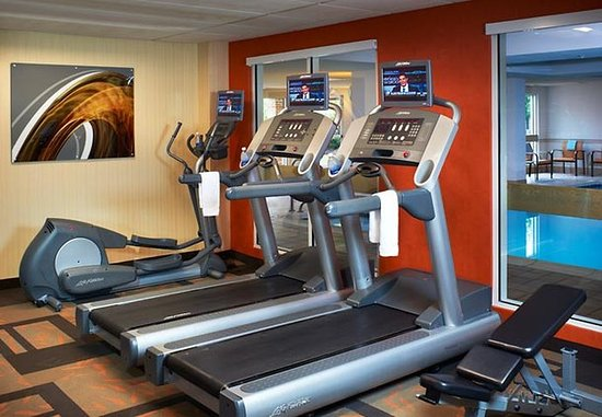 Middleburg Heights, Οχάιο: Fitness Center