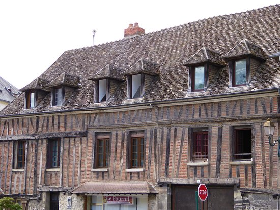 Val-d'Oise, Prancis: demeure historique