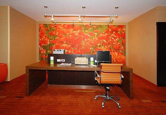 Merced, Californien: Business Center
