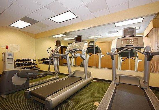 Merced, Californië: Fitness Center