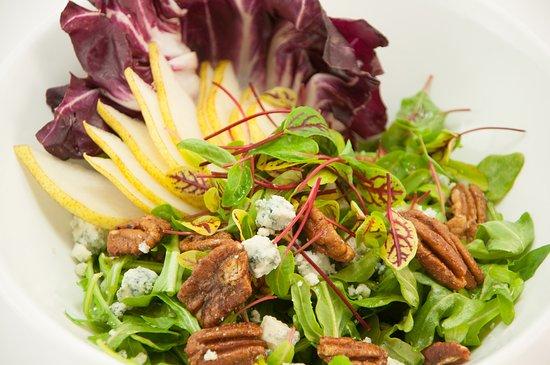 Orillia, Canadá: Salad