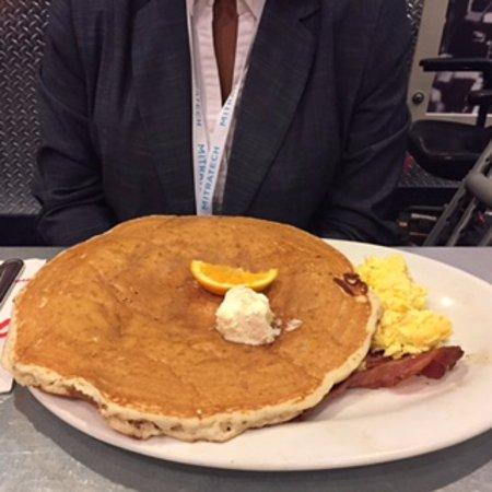 Pancake Breakfast @ Hash House A Go Go (Rio Hotel)