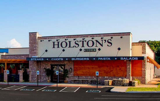 Morristown, Теннесси: Holston's Kitchen