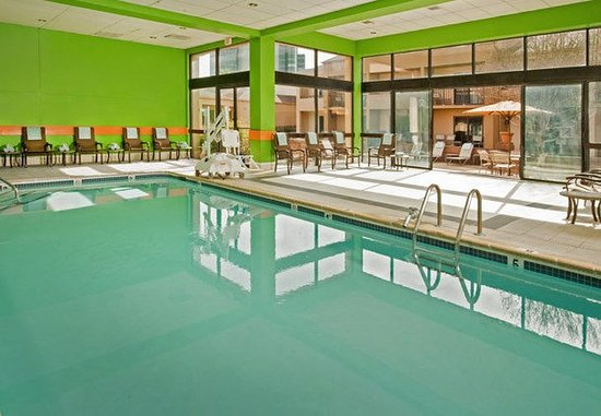 Landover, MD: Indoor Pool
