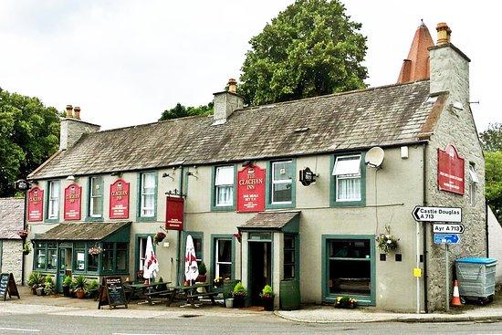 The Clachan Inn, St. John's Town of Dalry.
