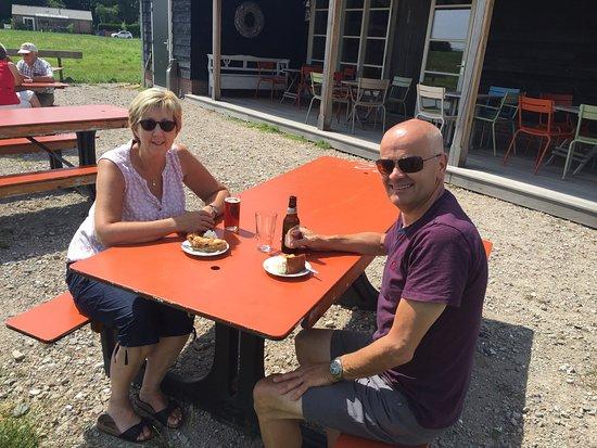 Maasland, Nederland: Super leuke locarie en leuke en klantvriendelijke bediening !!! Zeker een aanrader om even te st