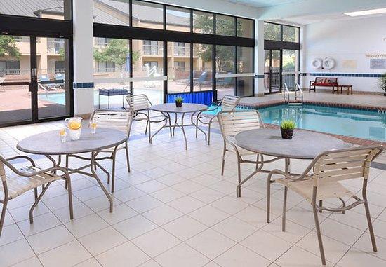 Irving, TX: Indoor Pool Area
