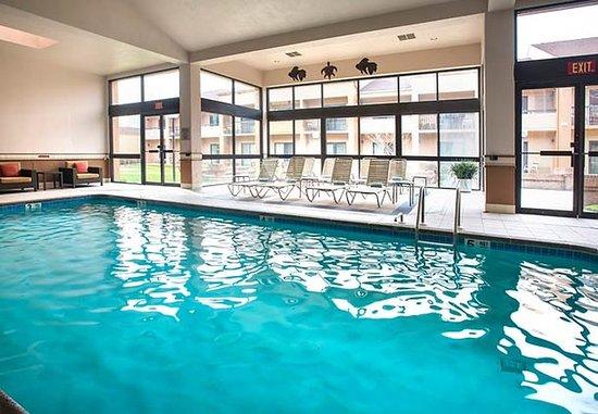 Poughkeepsie, NY: Indoor Pool