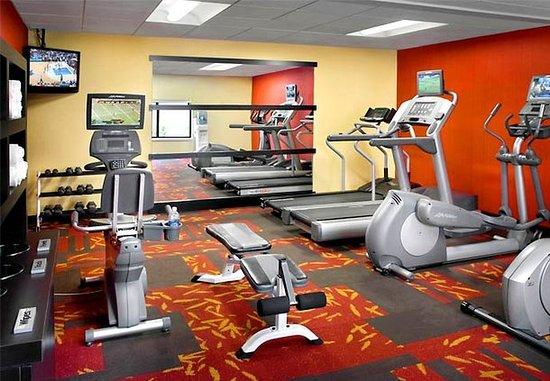 Poughkeepsie, نيويورك: Fitness Center