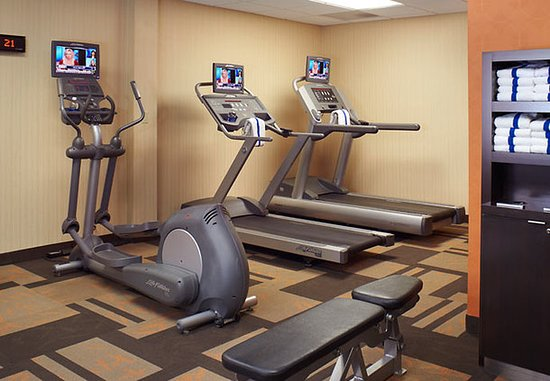 Miamisburg, OH: Fitness Center