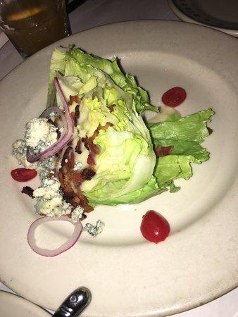 Mr. B's Bistro: Iceberg Salad