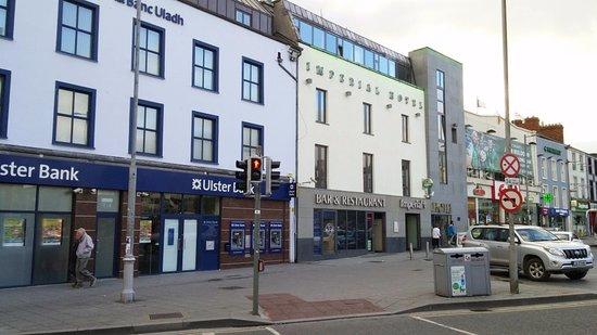 Imperial Hotel Galway: Imperial Hotel, Galway, Ireland, Jlu 2016