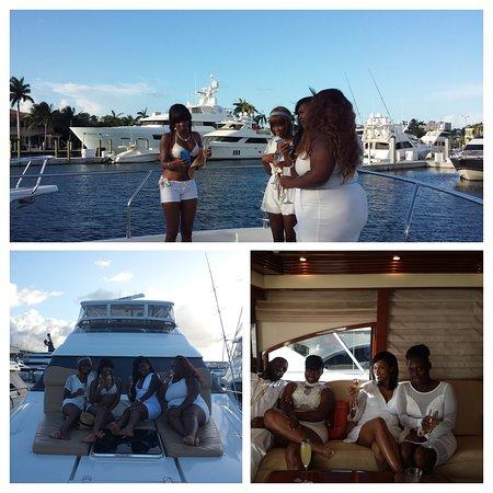 Coastal Yacht Tours: Birthday charter
