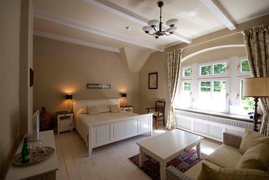 Miedzygorze, بولندا: Villa Titina, apartament