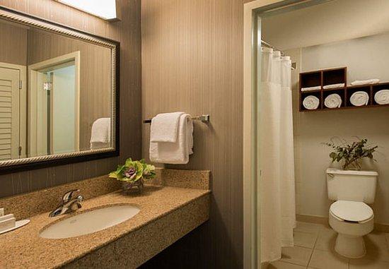 Marietta, GA: Suite Bathroom