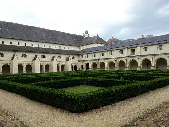 Fontevraud-l'Abbaye, Франция: Abbaye Royale de Fontevraud