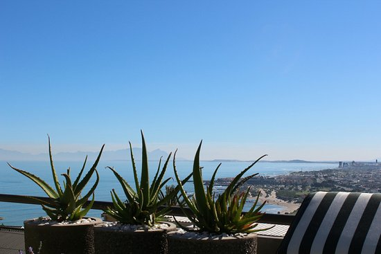 Gordon's Bay, Afrika Selatan: Chocolate Box Guest house