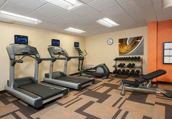 Glenview, IL: Fitness Center