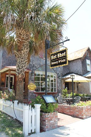 Hot Shot Bakery & Cafe