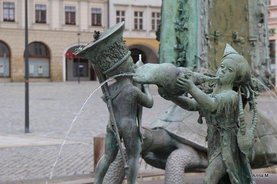 Olomouc, Tsjekkia: Dzieci
