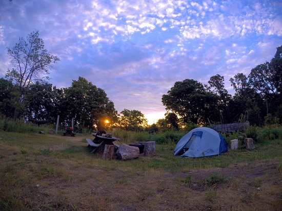 Starbuck, Миннесота: Baby Lake Campsite