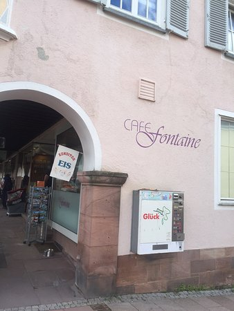 Cafe Fontaine